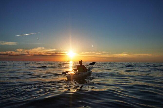 Poreč sunset sea kayaking tour