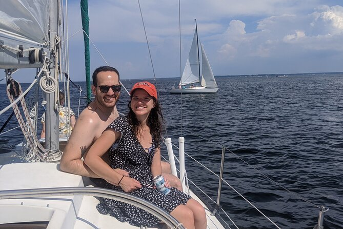 Private Sunset Sailing Cruise on Long Island Sound