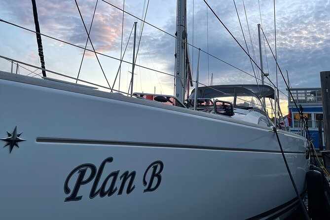 Sailing Experience on a 50' sailboat