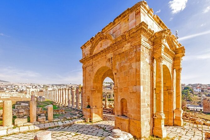 Stunning Tour to Southern and Western of Jordan - 5 Days