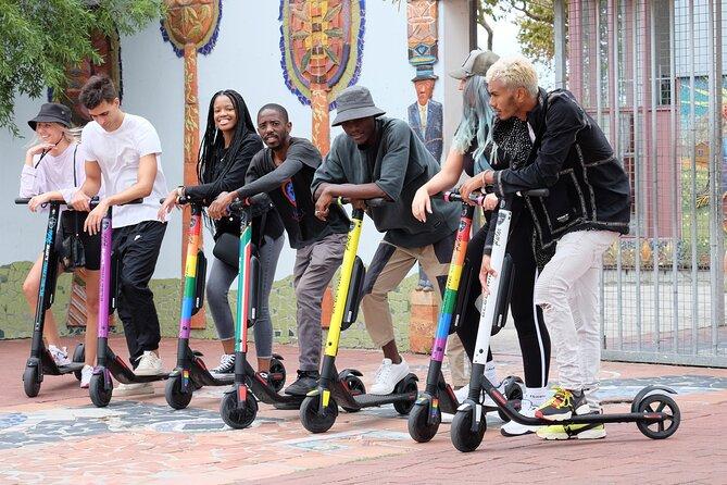 Johannesburg e-scooter experience
