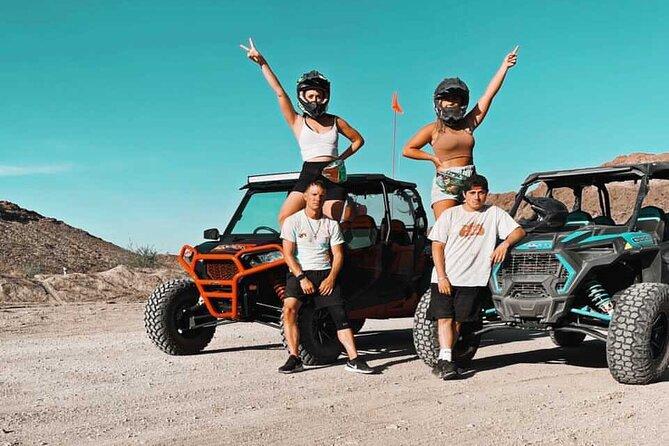 Private 2-hour Off Road Desert Adventure in Apex of Nevada