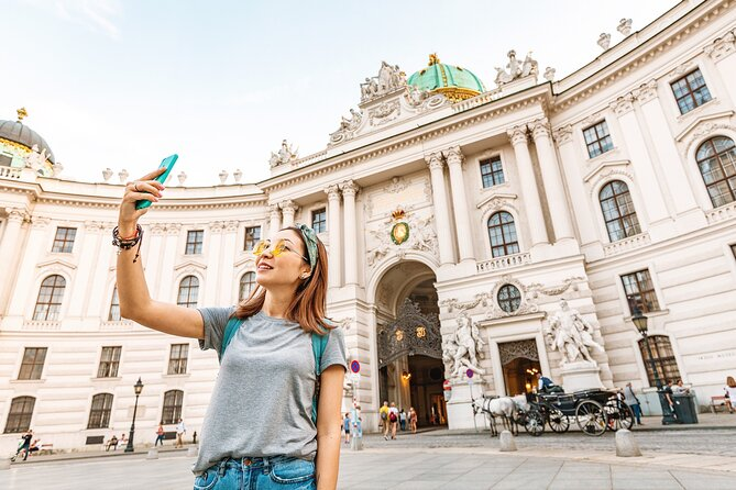 Vienna: Hofburg Palace, Sisi Museum & Silver Collection Private Tour