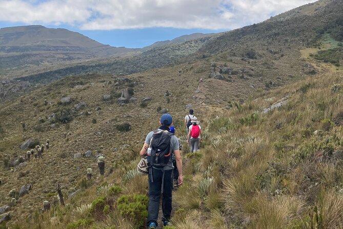 Full Day Adventure to the Páramo de Ocetá from Mongui