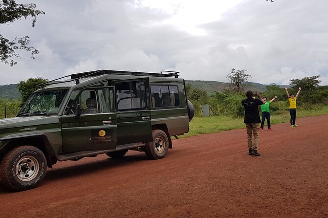 2-Day Akagera National Park Game Drive, Ihema boat trip with a Choice 4x4