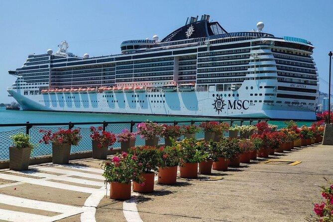 Cartagena Cruise Port
