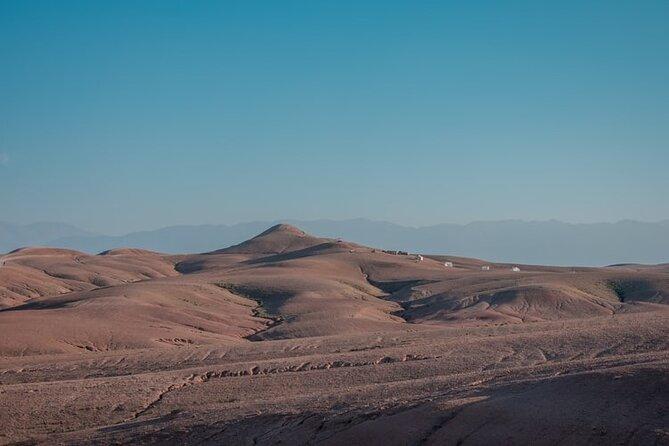 Agafay Desert Trip from Marrakech