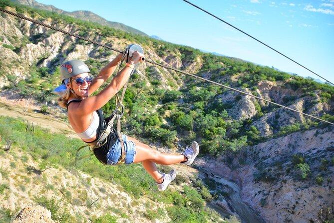 Costa Azul Ziplines Eco-Adventure