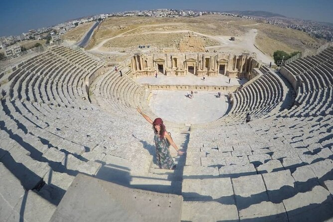Ajloun & Jerash Round Trip from Amman or Airport