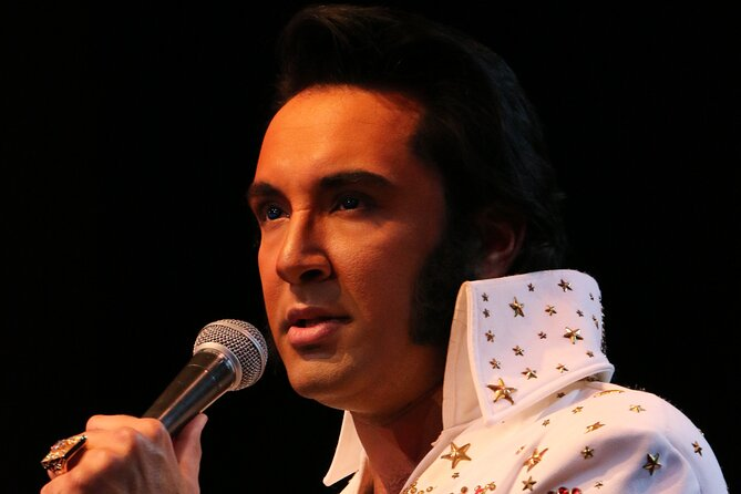Skip the Line: A Salute to Elvis Admission Ticket in Pigeon Forge