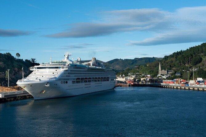Dunedin Cruise Port (Port Chalmers)