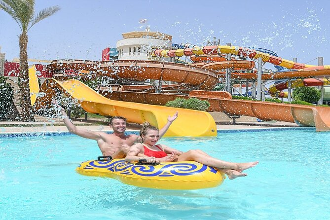 Makadi Water World Full Day Aqua park with Transfer & Lunch - Hurghada