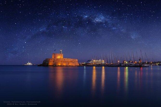 Stargazing Small Group Tour Rhodes