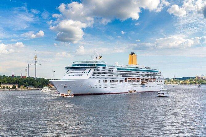Stockholm Cruise Ports