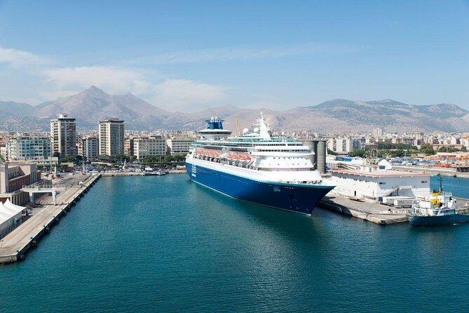 Palermo Cruise Port (Terminal Crociere di Palermo)