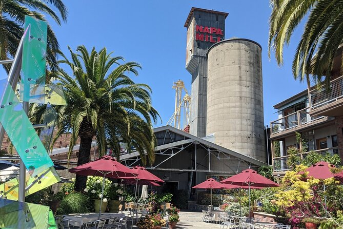 Self-guided Napa Scavenger Hunt Walking Tour and Game