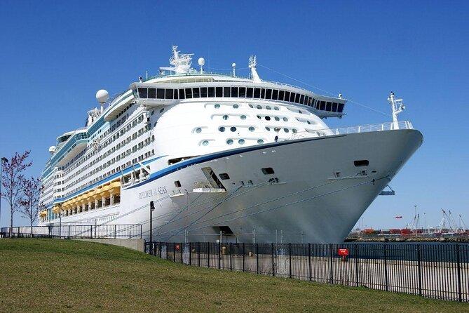 Cape Liberty Cruise Port