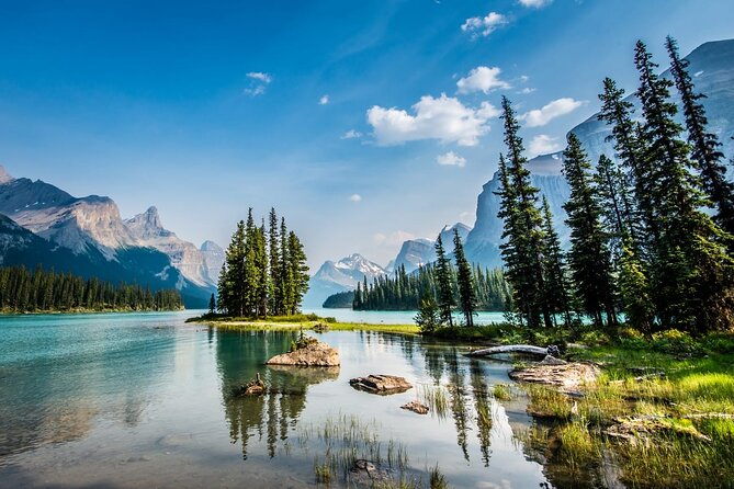 Classic 4D Banff, Jasper &Yoho National Park Tour from Calgary(Airport transfer)