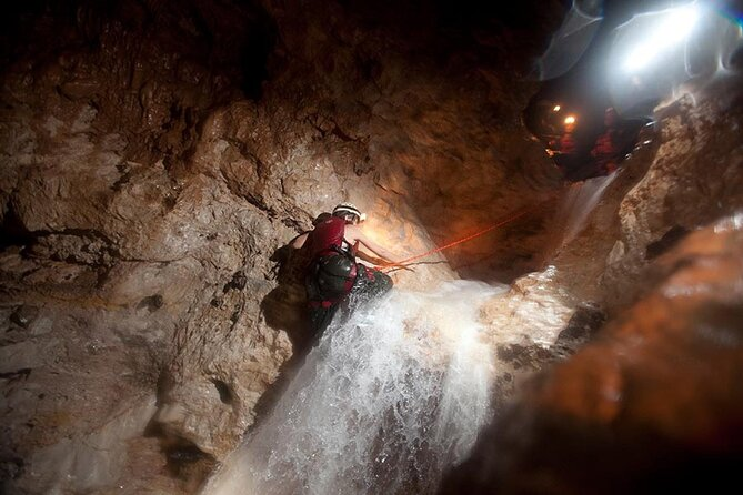 Waterfall Cave Expedition