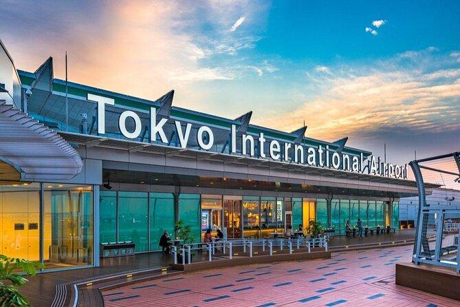 Aeropuerto de Haneda (HND)