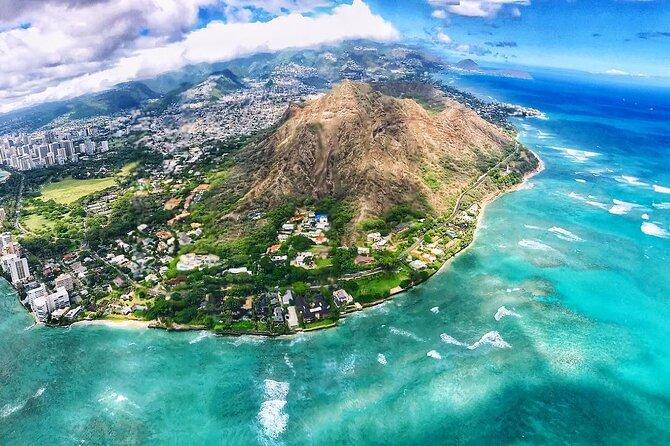 Diamond Head Hiking and Oahu Island Experience feat. North Shore