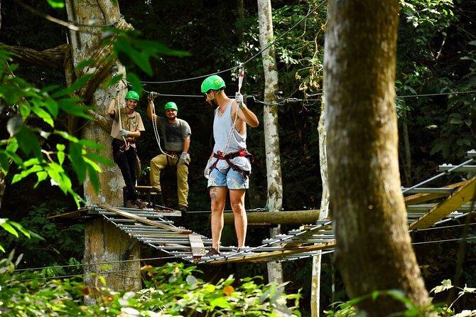Rainforest Adventures 5 in 1 Adrenaline Extreme Jacó