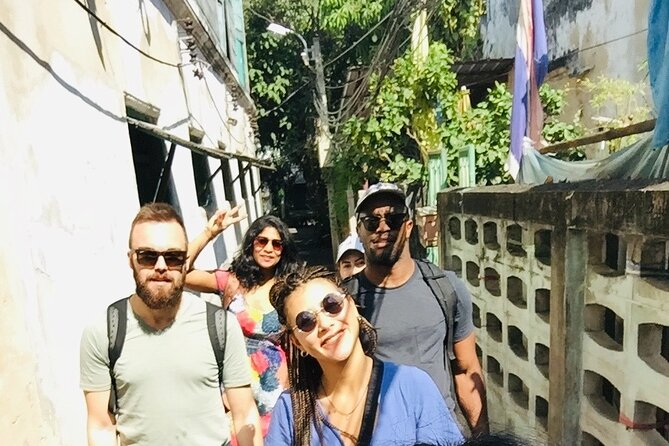 Private Tour : A walking tour for harmonies living in Bangkok
