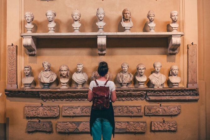 Skip-the-line Ticket: Vatican Museum and Sistine Chapel
