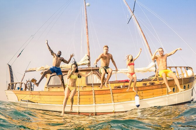 Private Day Trip to the most beautiful beaches of Rhodes on a traditional boat