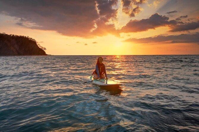 Playa Samara 3-Hour Sunset Paddle