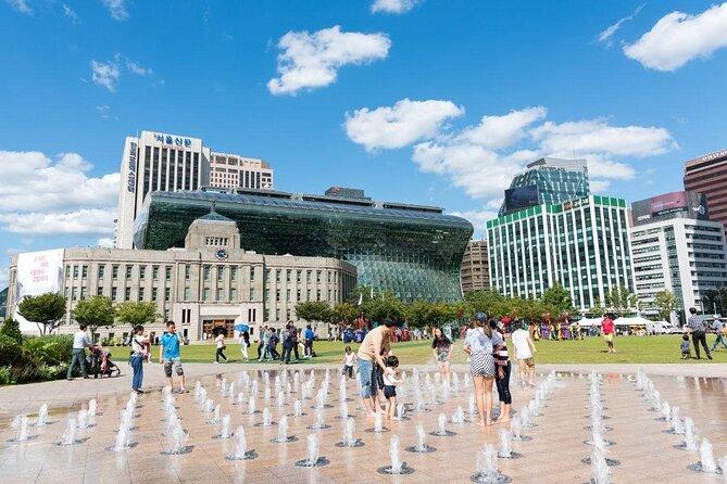 Hôtel de ville de Séoul