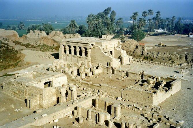 Luxor Over Day Valley of the Kings & Dendera ( Elite Program ) - Hurghada