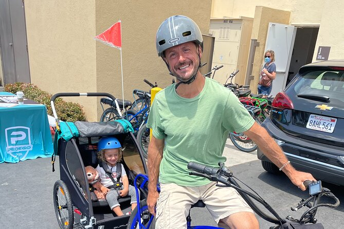 2 Hour Pedego Electric Bike Rental