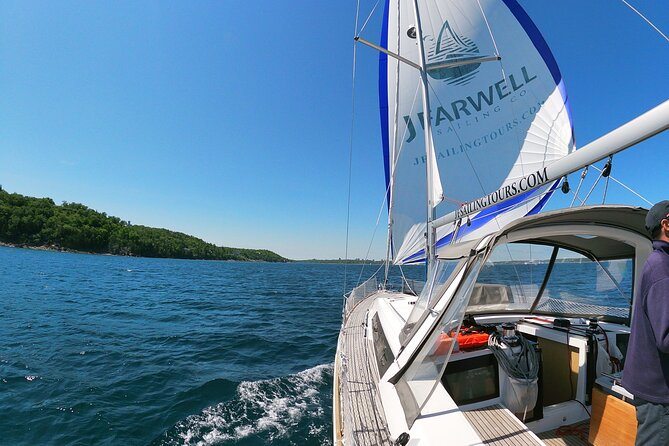 Small-Group Sailing Learning Experience in Halifax