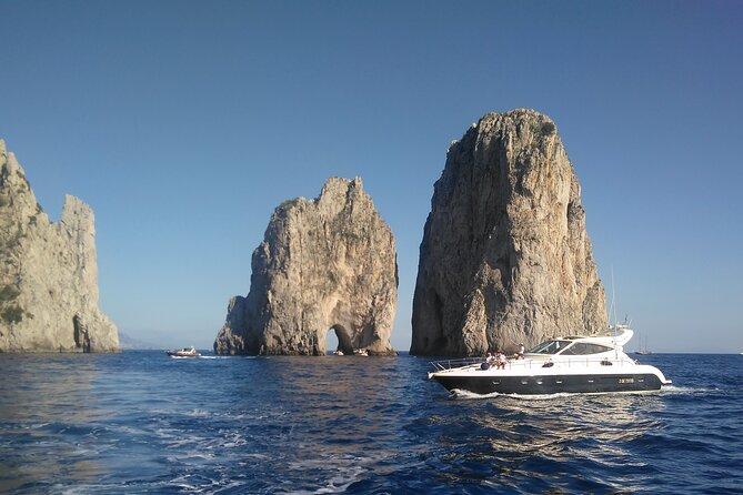 Private Cruise around Capri - yacht 50'