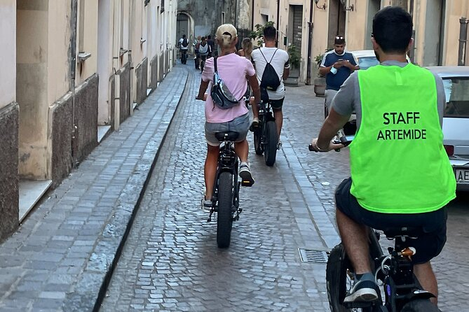 Guided Bike Tour in Catanzaro with Tasting