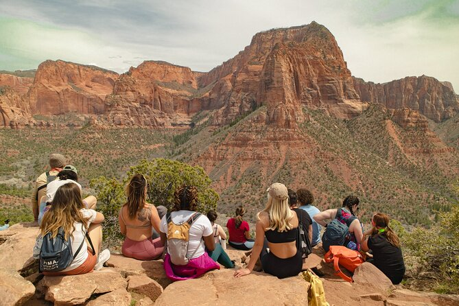 6-Day Self-Drive Road Trip and 5 National Parks from Springdale