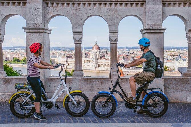 3-Hour Budapest Sightseeing Tour with Premium E-Bikes