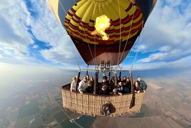 Sunrise Ballooning Luxor / Safety&Quality Standards
