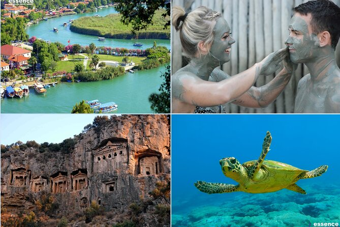Private Dalyan Turtle Beach Tour from Fethiye