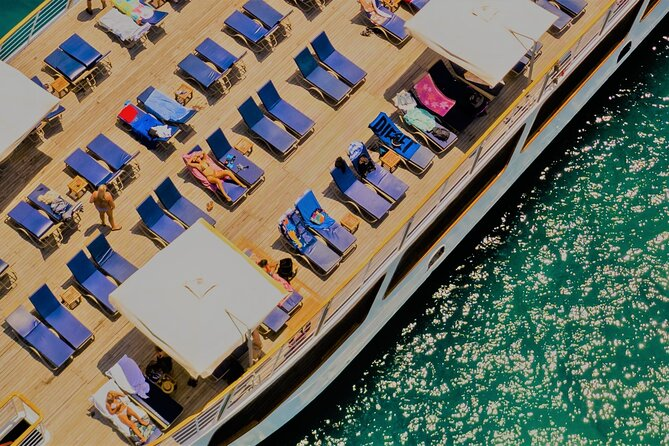 Wave Dancer Half Day BBQ Cruise - All Inclusive