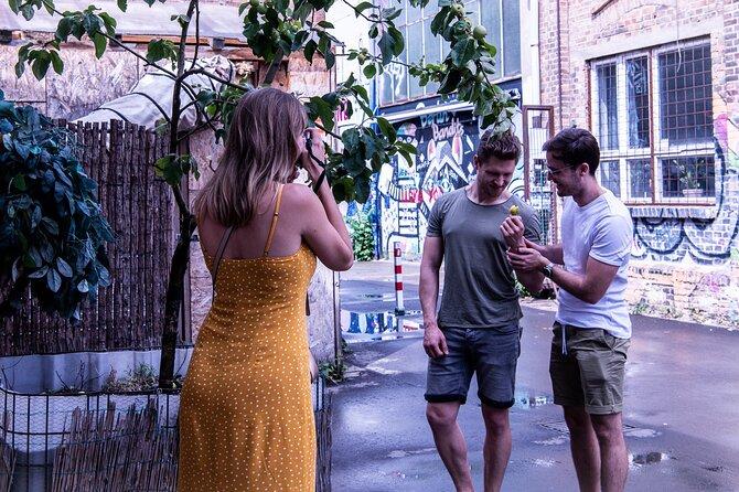 Guided walking photo tour throughout Berlin
