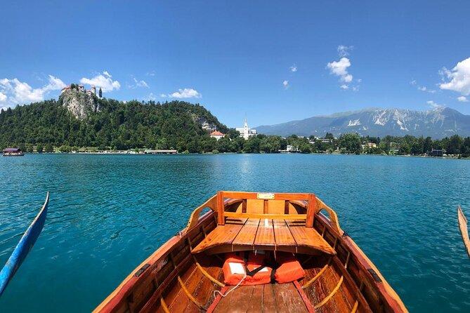 Grand SLOVENIA: Ljubljana + Lake Bled + Postojna Cave - fully Private Tour