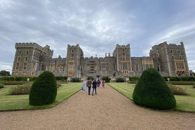 Stonehenge, Castelo de Windsor e Bath privado, saindo de Londres