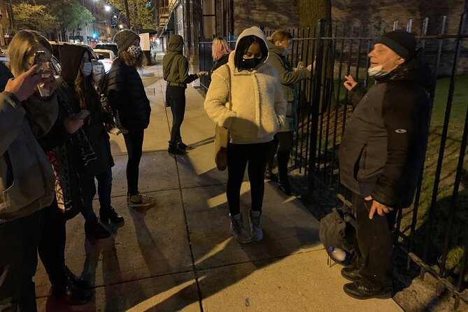Lincoln Park Hauntings Chicago Ghost Tour and Ghost Hunt