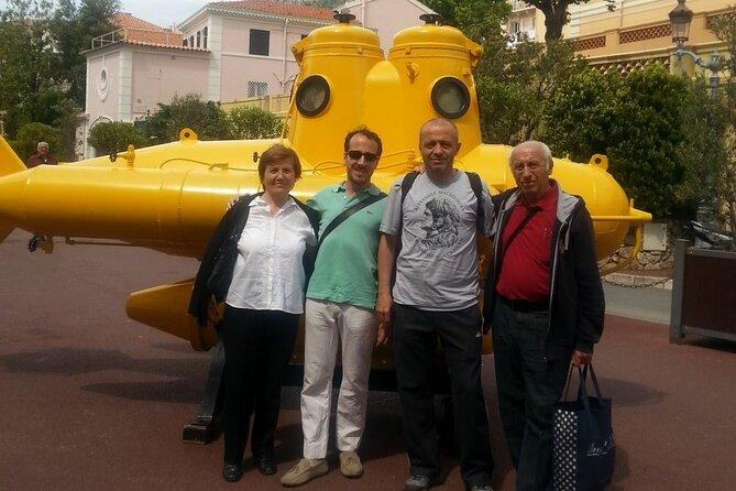Nice, Monaco and Eze Private Tour