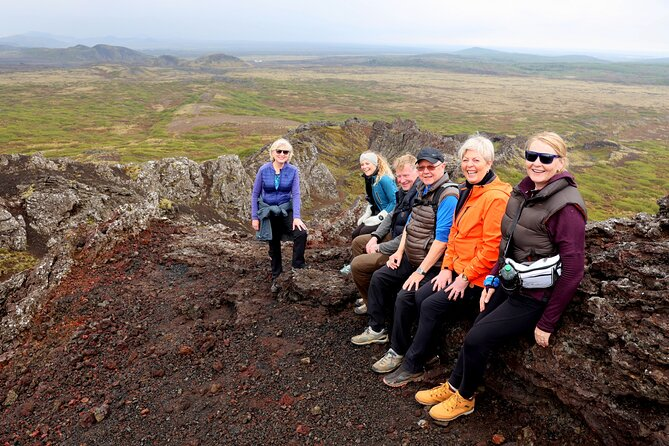 Small-Group Full-Day Reykjavik Suburbs Tour with a Local
