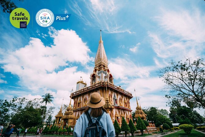 Phuket Best Half Day City Tour (SHA Plus)