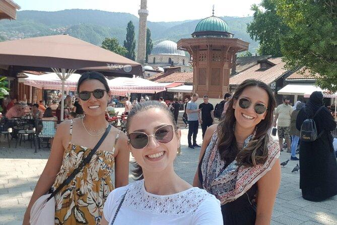 Private Sarajevo Old Town Walking Tour