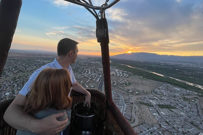 Exclusive Sunrise Hot Air Balloon Ride in Albuquerque